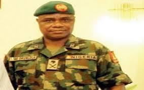 Maj.-Gen. Alani Okunlola