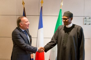 buhari in france 6
