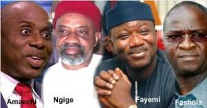 Buhari ministers