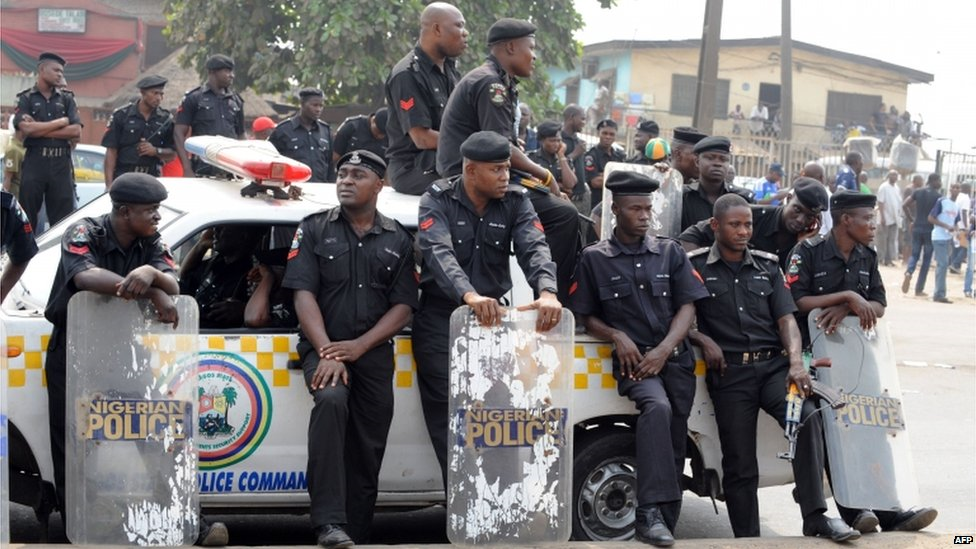 Image result for lagos police