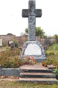 Mary-Slessor-tomb